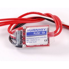 TURNIGY Plush 10amp 9gram Speed Controller